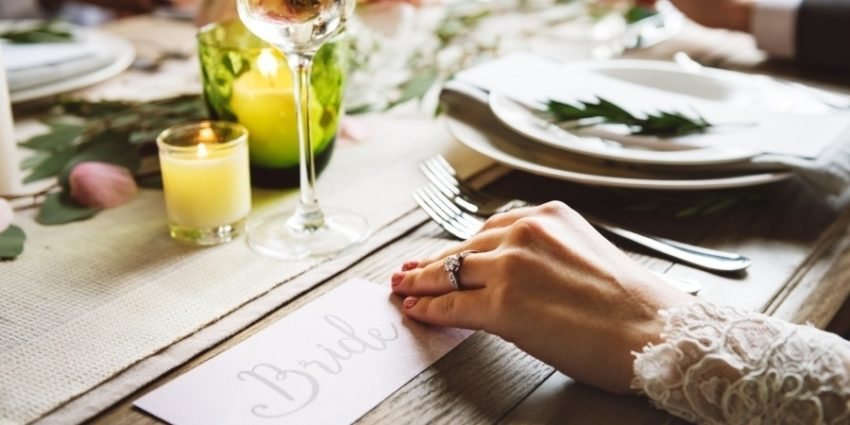 How To Host A Restaurant Wedding Reception Guests Will Fall In Love With